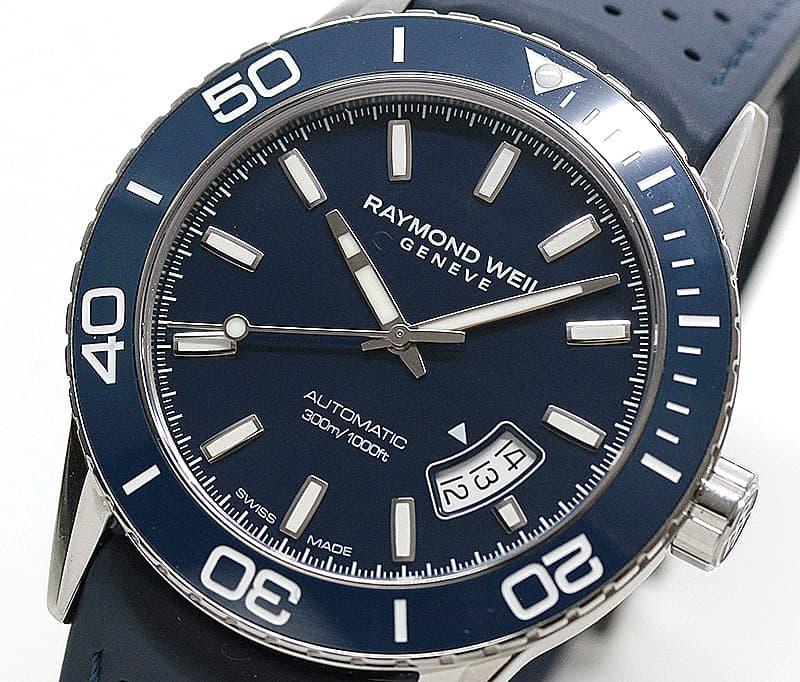 ネイビーカラー 腕時計