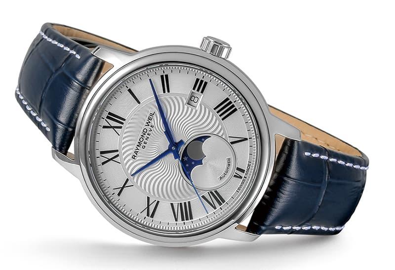 ムーンフェイス 腕時計