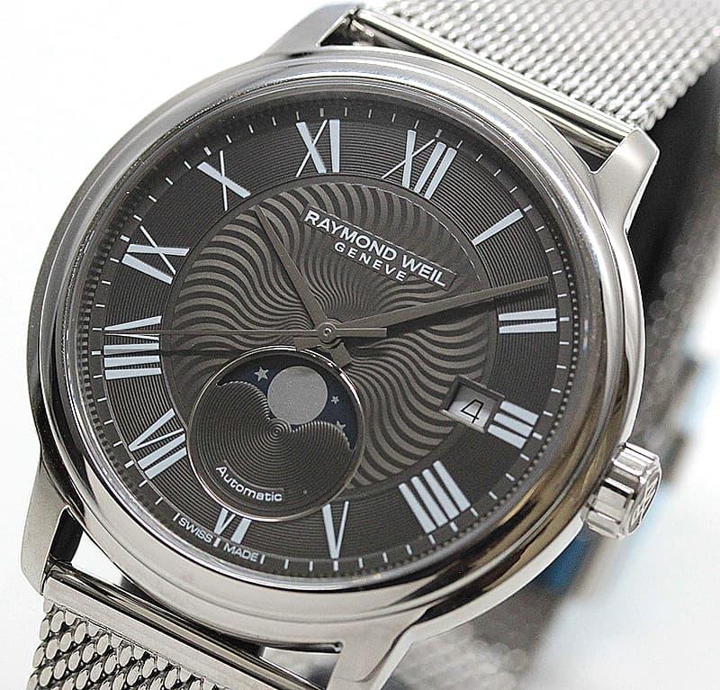レイモンドウェイル マエストロ(MAESTRO)ムーンフェイズ 2239M-ST-00609 腕時計