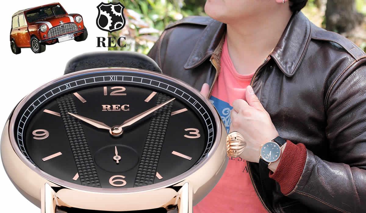 MINI REC レック 時計