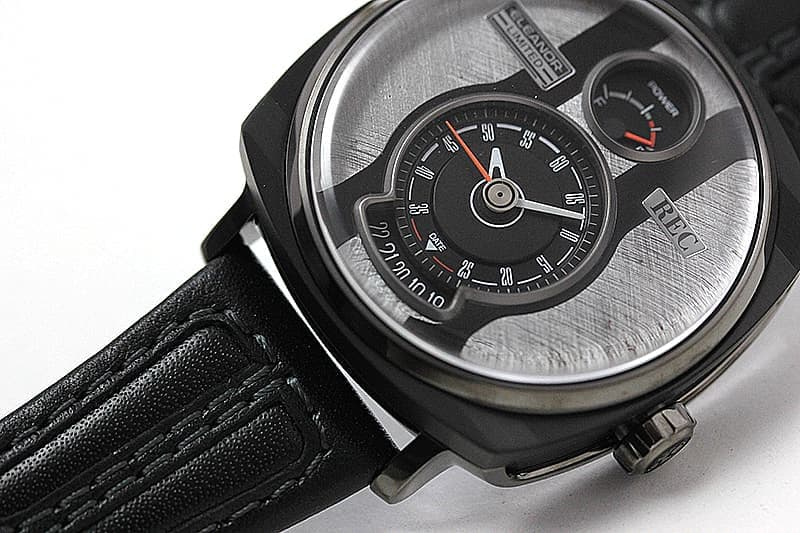 日本入荷数も少ない大変貴重なレック腕時計。
