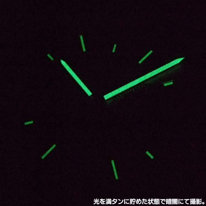 ヘンリー・オン・テムズという英国イングランド中南部にある地名から名付けられたロータリー HENLY(ヘンリー)クロノグラフ腕時計