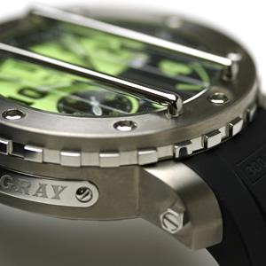 スティングレイ 腕時計 ダイバーズウォッチ