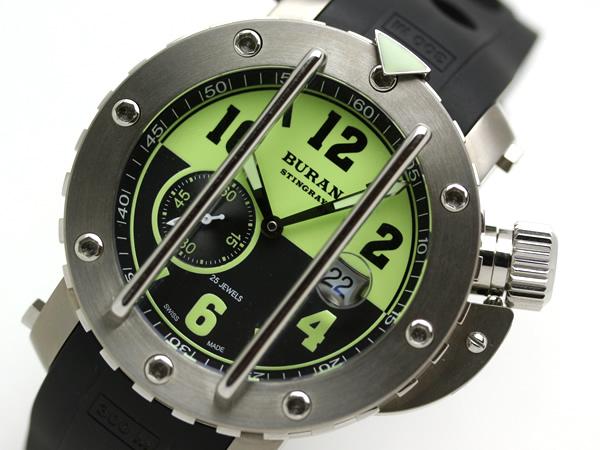 buran ブーラン 腕時計 自動巻き
