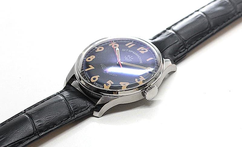 地球は青かった、ガガーリン 限定腕時計