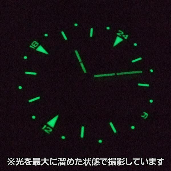 2431-1767936 腕時計の文字盤蓄光画像