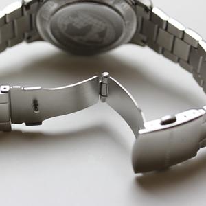 シュトルマンスキー 腕時計 ステンレスベルト