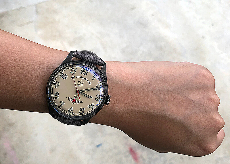 しょうびどう モデル 時計