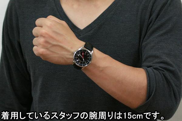 シュトルマンスキーの腕時計スプートニクモデル 正美堂男性スタッフ