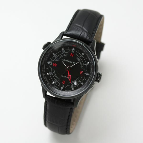 シュトゥルマンスキー アークティカ 2431-2255286 24時間表示 GMT 自動巻き