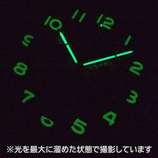 vk643354851 腕時計の文字盤蓄光画像