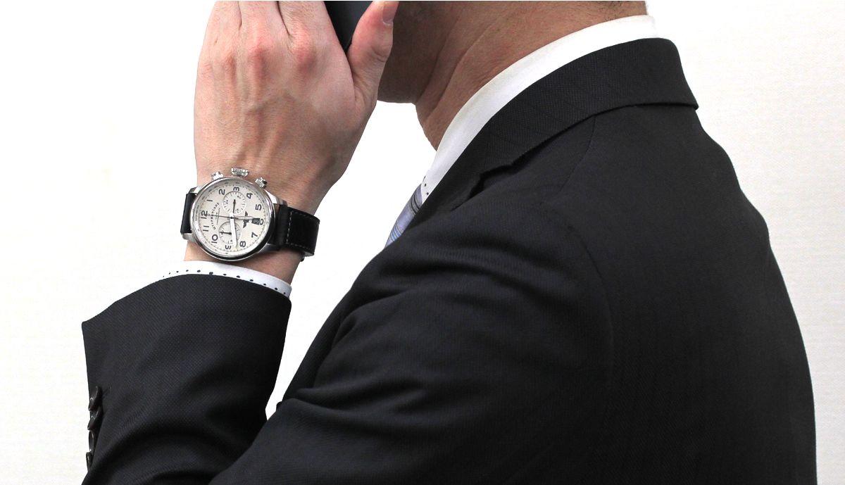 vk643355852 シュトルマンスキー 試着イメージ モデルの腕周りは16cmです
