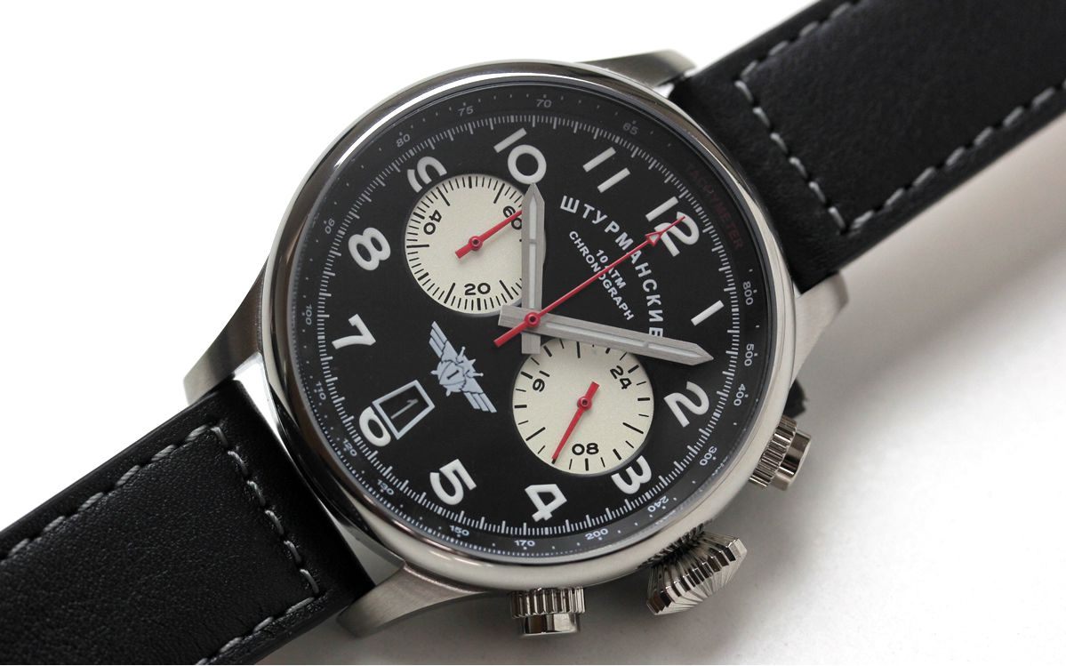 SPACE PIONEERS vk643355853 ロシアブランド シュトルマンスキー腕時計