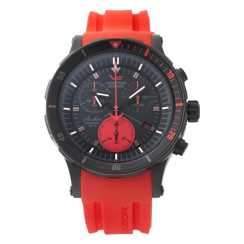 ロシア 腕時計 VOSTOK EUROPE 6s30-5104244 クォーツ