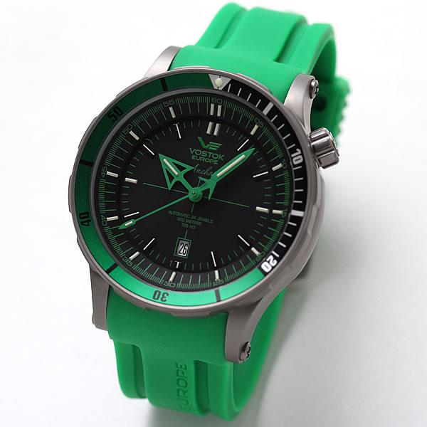 ボストークヨーロッパ アンチャール 腕時計 チタニウム