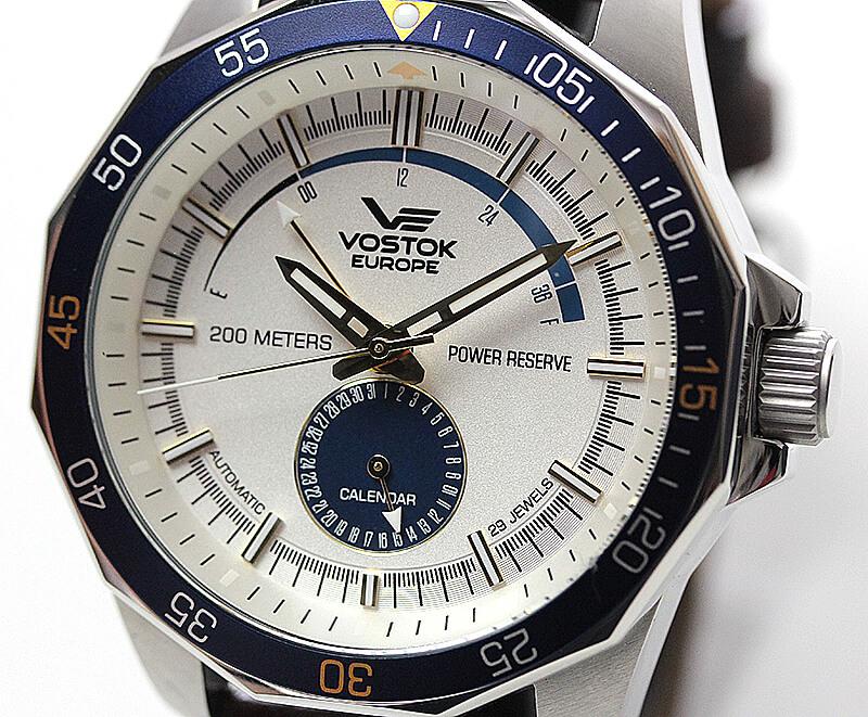 VOSTOK EUROPE(ボストーク ヨーロッパ)N1 Rocket パワーリザーブ NE57-225A562 腕時計