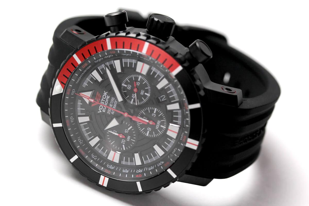 ボストークヨーロッパ ne88-5554238 限定腕時計 自動巻き