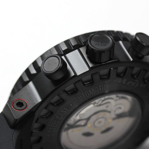 ボストークヨーロッパ ne88-5554238 リューズやクロノグラフのボタン