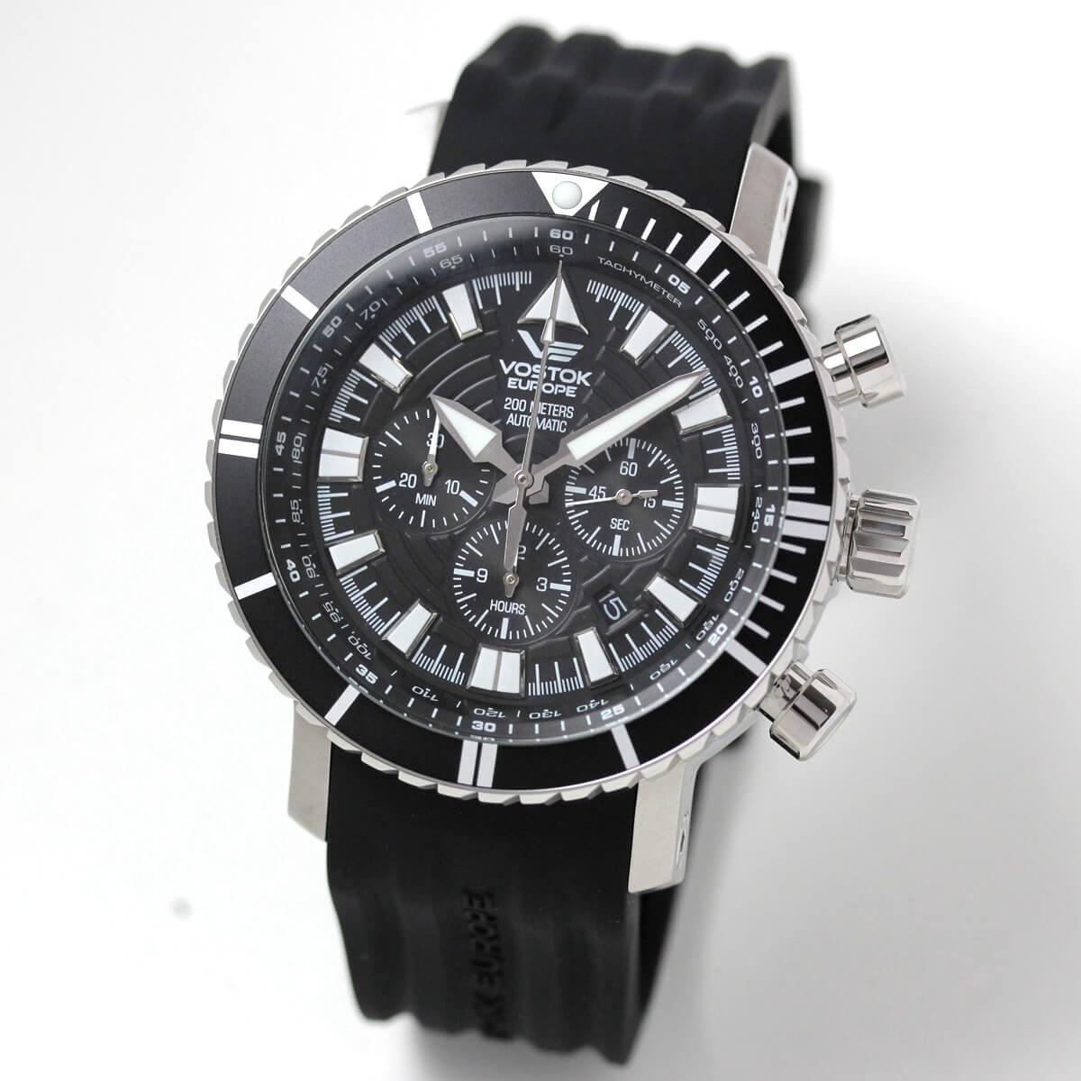 ボストークヨーロッパ ne88-5555237 限定腕時計 自動巻き