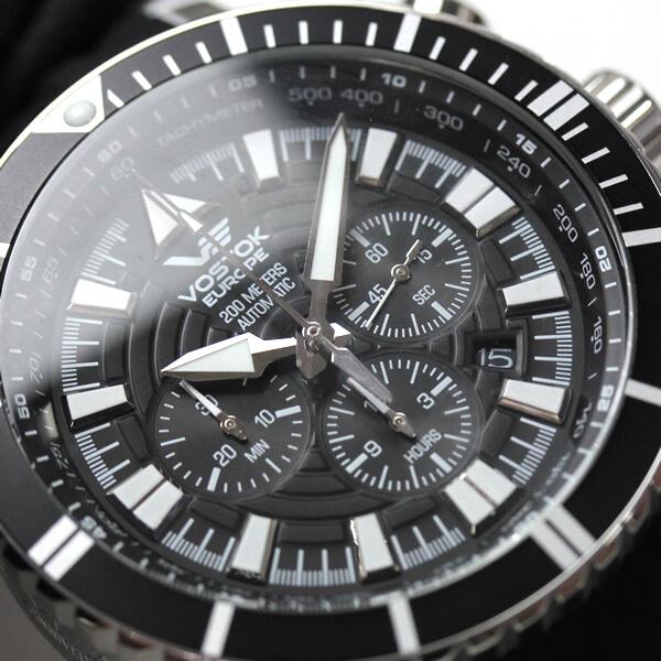 ボストークヨーロッパ ne88-5555237 文字盤アップ 限定腕時計 自動巻き