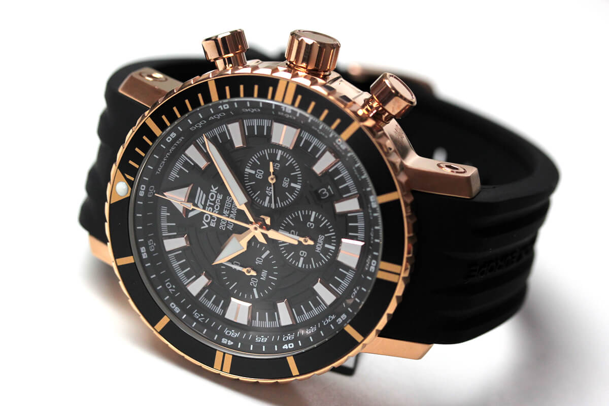 ボストークヨーロッパ ne88-5559236 限定腕時計 自動巻き