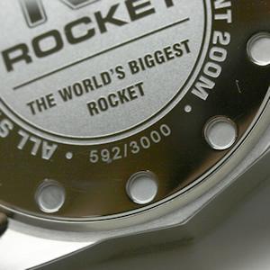 ボストーク ヨーロッパ 自動巻き腕時計 ねじ込み式の裏蓋