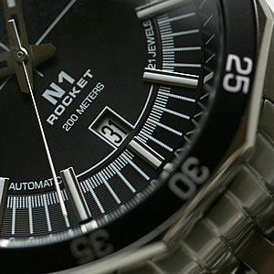 ボストークヨロッパ 腕時計 デイトカレンダー