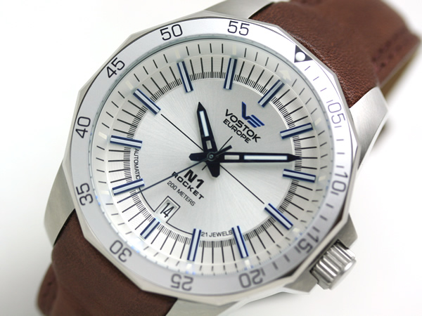 VOSTOK EUROPE ボストーク ヨーロッパ N1 ロケット