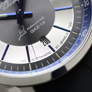 VOSTOK EUROPE ボストークヨーロッパ ロシア時計 デイトカレンダー