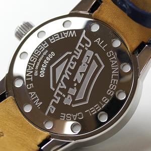 VOSTOK EUROPE gaz-14 腕時計 裏蓋