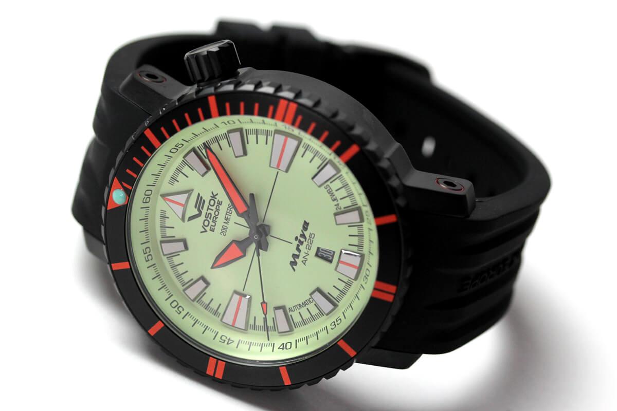 ボストークヨーロッパ nh35a-5554234 腕時計 自動巻き