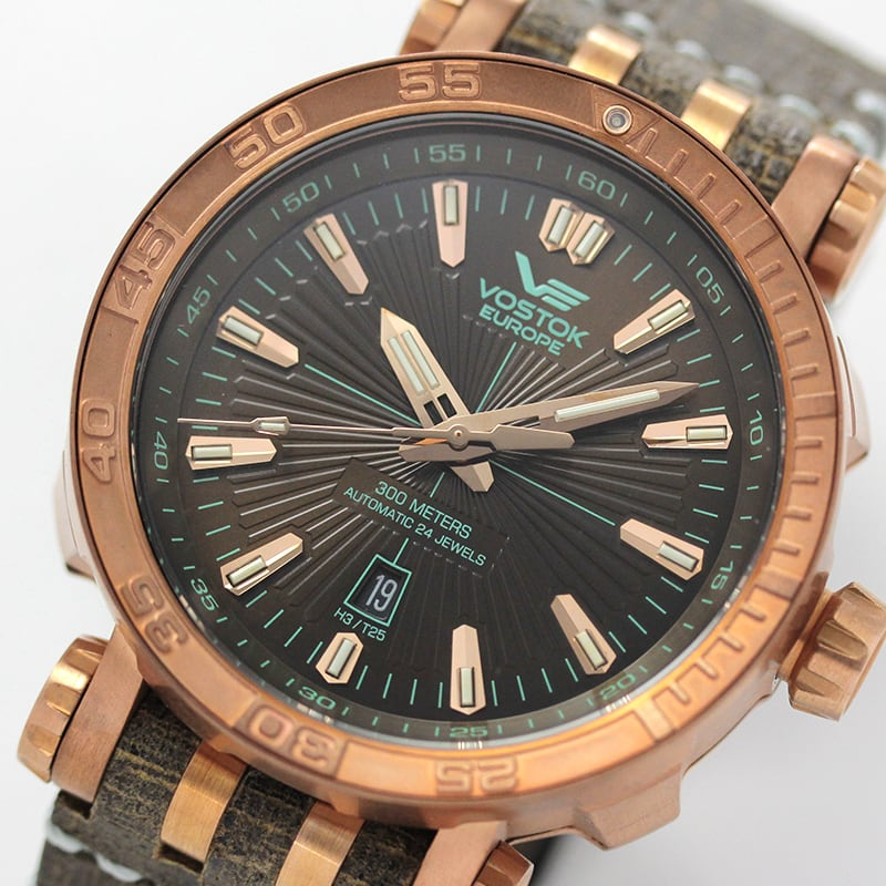 VOSTOK EUROPE ENERGIA Bronze NH35A-575O285