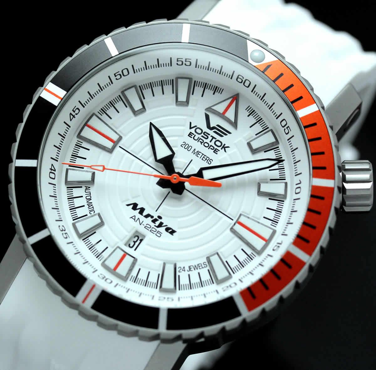 ボストーク・ヨーロッパ腕時計