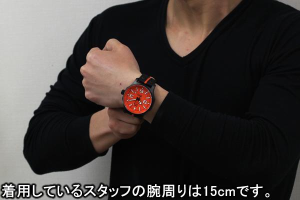 ボストークヨーロッパエクスペディション2腕時計 正美堂男性スタッフ着用