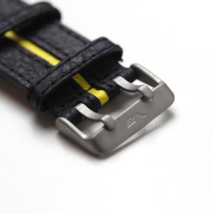 ボストークヨーロッパ腕時計エクスペディション2の尾錠部分