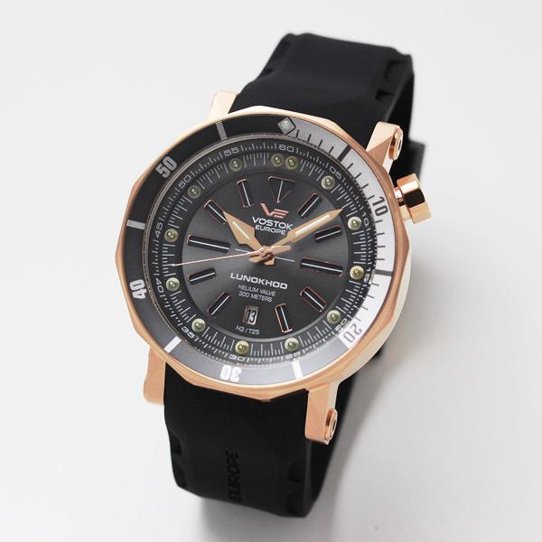 VOSTOK EUROPE 腕時計 ルノホート2 自動巻き NH35A 6204208