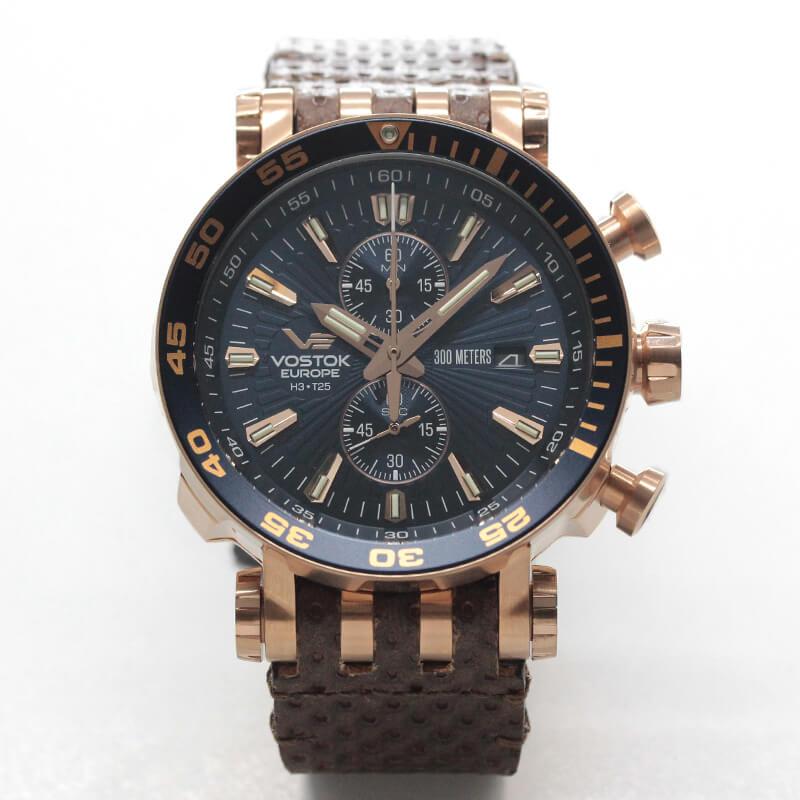 VOSTOK EUROPE(ボストーク ヨーロッパ) エネルギア-2 VK61-575B590 腕時計