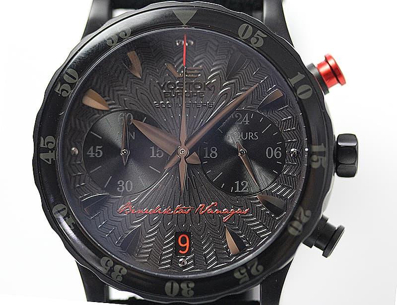 ボストーク ヨーロッパ ウンディーネ 腕時計