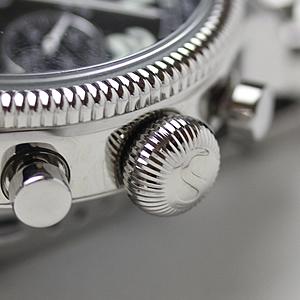 SEALANE(シーレーン) クォーツ式 腕時計 SE15-BK リューズ