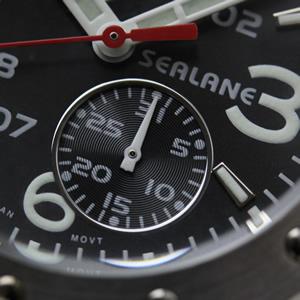 SEALANE(シーレーン) se41-mbk デイトカレンダー