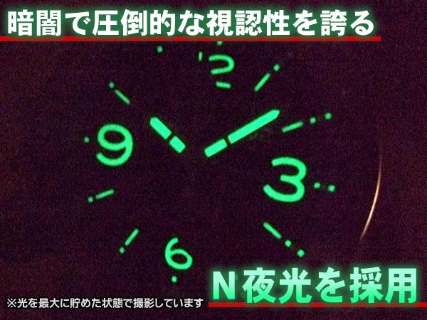 SEALANE(シーレーン) se41mbl N夜光 視認性
