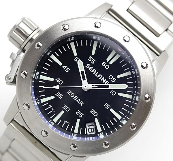シーレーン(SEALANE)腕時計