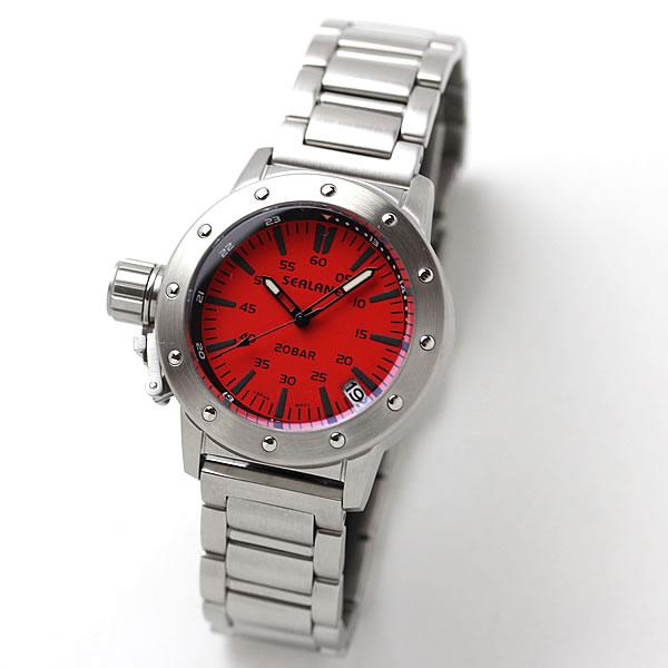 SEALANE(シーレーン) クォーツ式腕時計 SE42-MRE