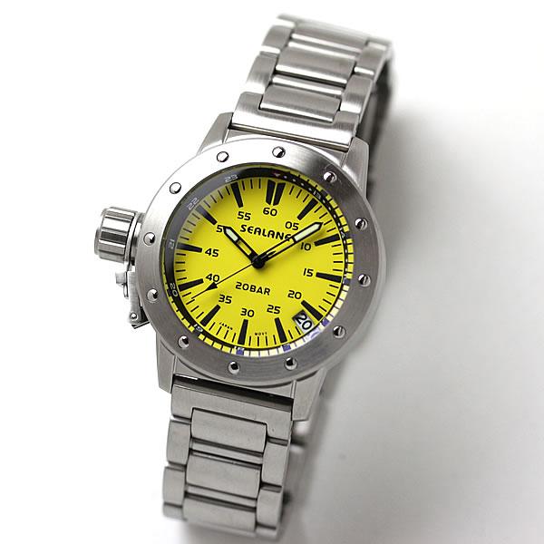 SEALANE(シーレーン) クォーツ式腕時計 SE42-MYE