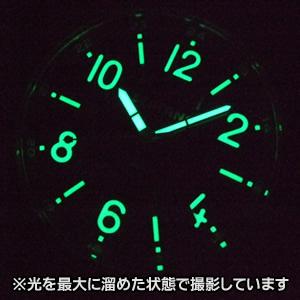 シーレーン SEALANE SE43-LBK 蓄光 N夜光