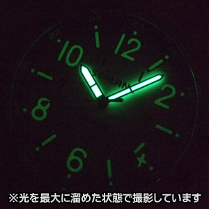 シーレーン SEALANE SE43-MWH 蓄光 N夜光