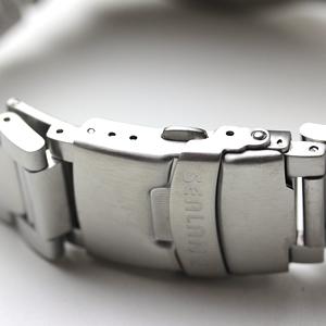 シーレーン 腕時計 三ツ折式ベルト