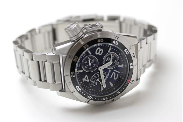 シーレーン 腕時計 クォーツ se46mbl