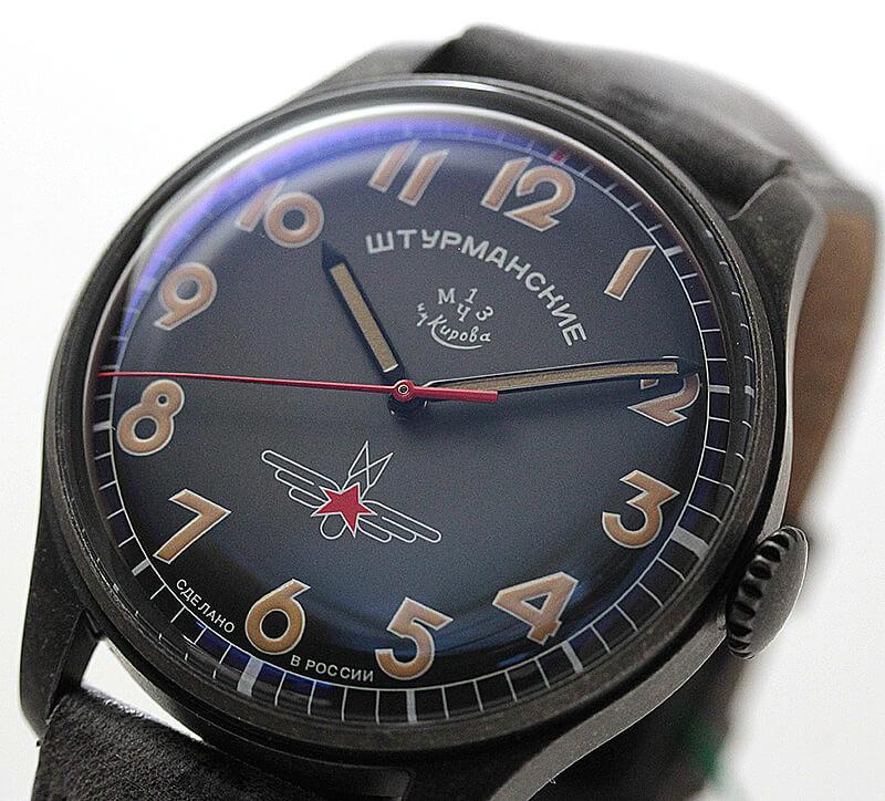 世界限定500本限定、隕石(いんせき)風の質感を再現した「メテオライト」が他のはない面白い腕時計。