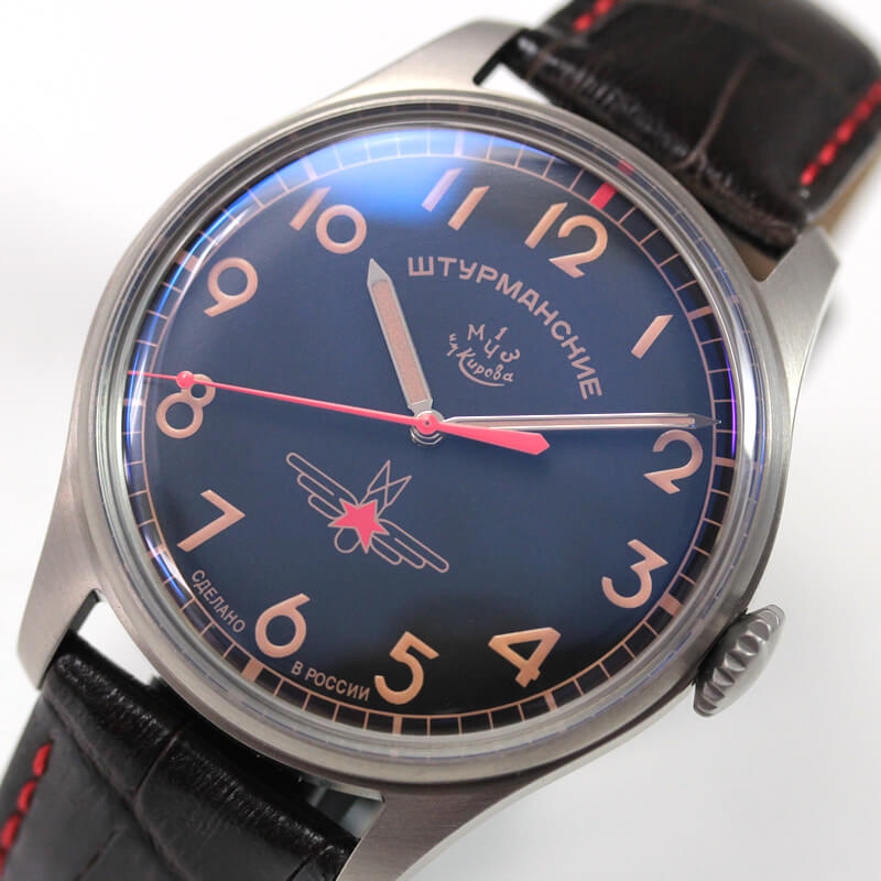 シュトゥルマンスキー 2609-3707129 腕時計 ロシア